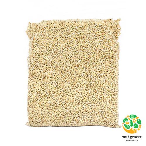 Organic Buckwheat Kernels