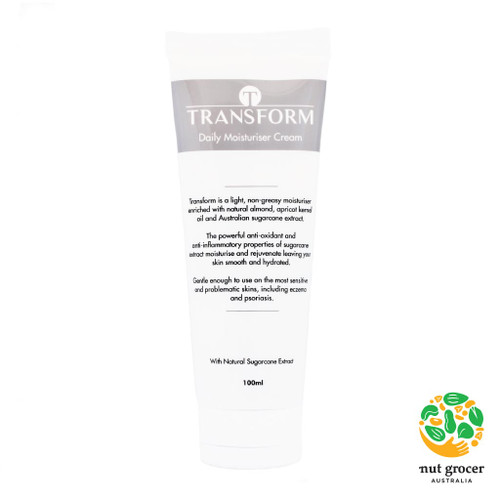 Transform Daily Moisturiser Cream