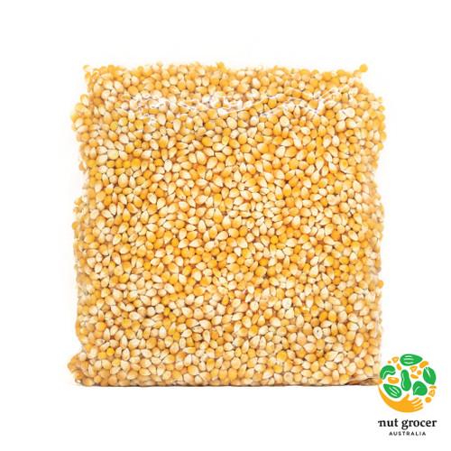 Organic Popping Corn