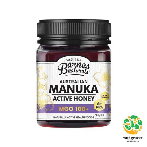 Manuka Honey MGO 100+ Barnes Naturals