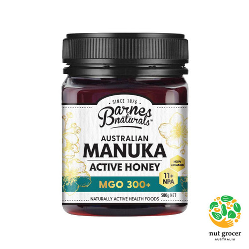 Manuka Honey MGO 300+ Barnes Naturals