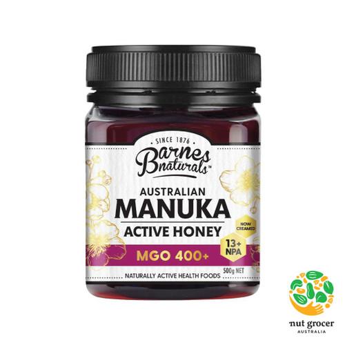 Manuka Honey MGO 400+ Barnes Naturals