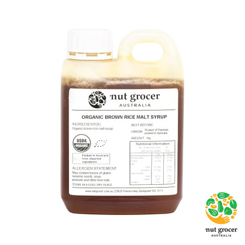 Organic Brown Rice Malt Syrup