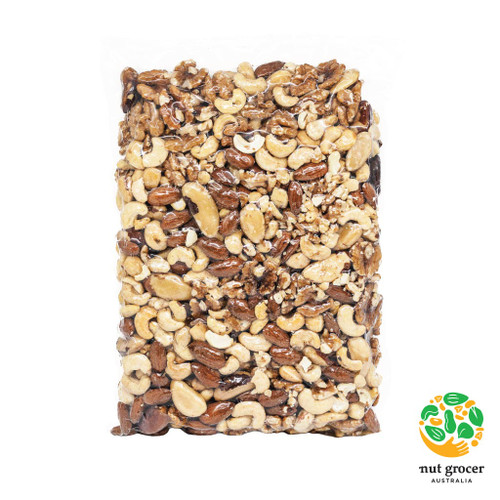 Organic Mixed Nuts Raw