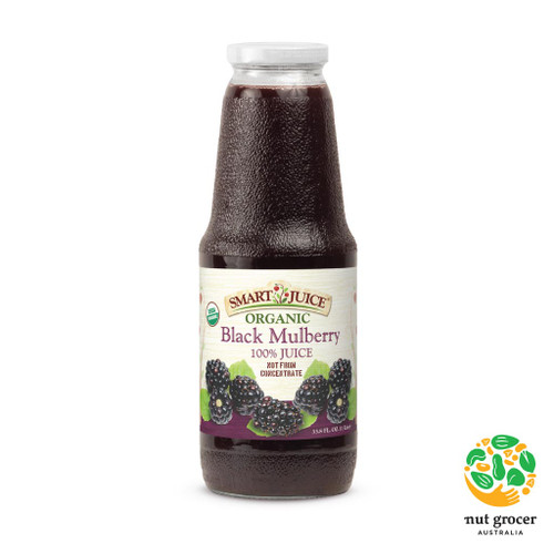 Organic Black Mulberry Juice