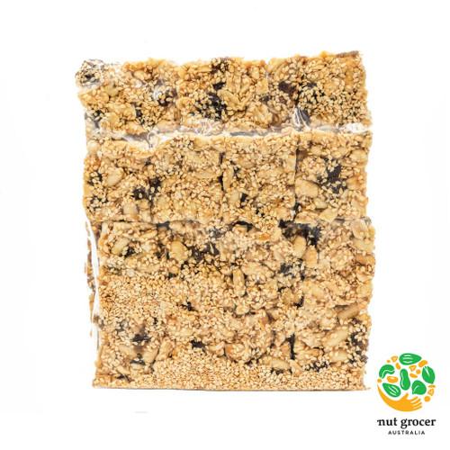 Sesame Nut Squares
