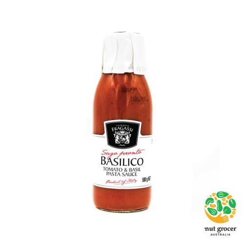 Tomato & Basil Premium Pasta Sauce