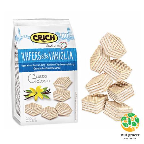 Crich Vanilla Wafers