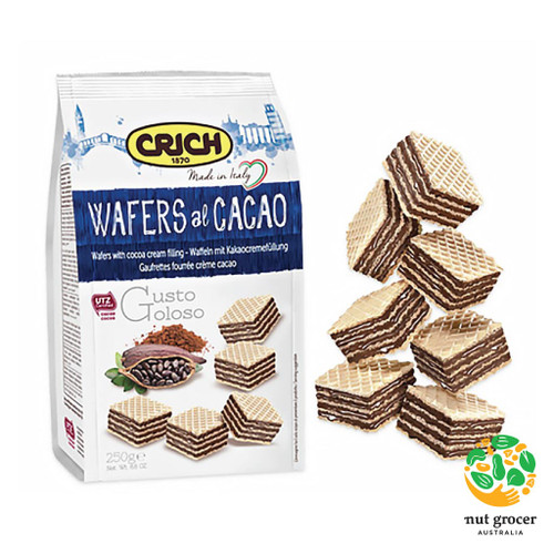 Crich Chocolate Wafers