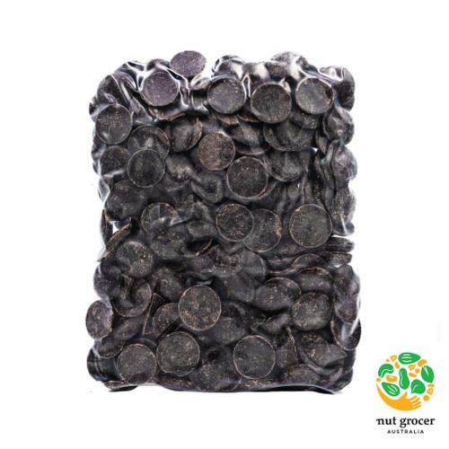 Premium Belgian 70.5% Dark Chocolate Buttons