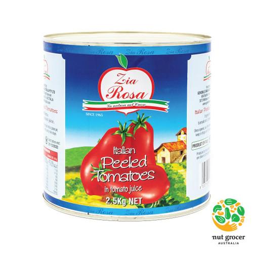 Italian Peeled Tomatoes