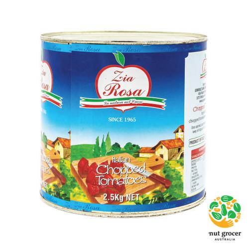 Italian Chopped Tomatoes