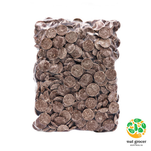 Premium Belgian 34% Milk Chocolate Buttons