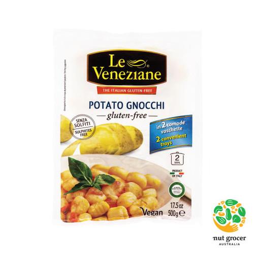 Potato Gnocchi Gluten Free Le Veneziane