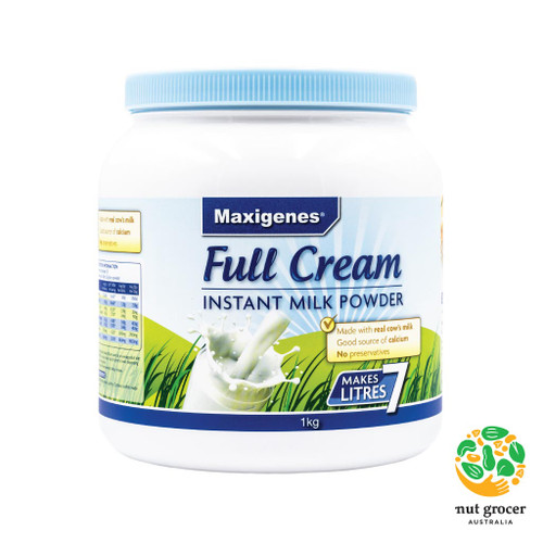 Maxigenes Full Cream Instant Milk Powder 1kg