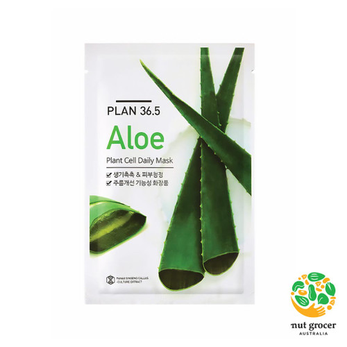 PLAN36.5 Plant Cell Daily Mask Aloe Vera