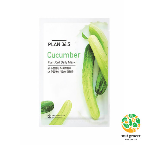 PLAN36.5 Plant Cell Daily Mask Cucumber