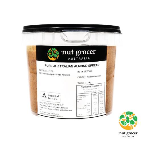 Pure Australian Almond Spread