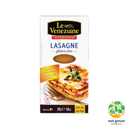 Lasagne Gluten Free Le Veneziane