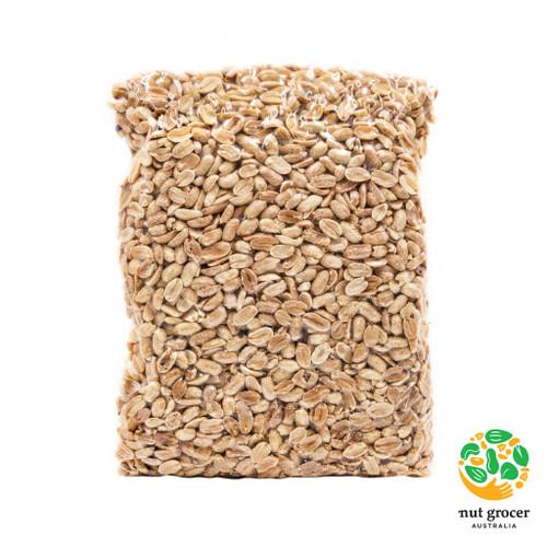 Organic Peanuts Dry Roasted & Unsalted