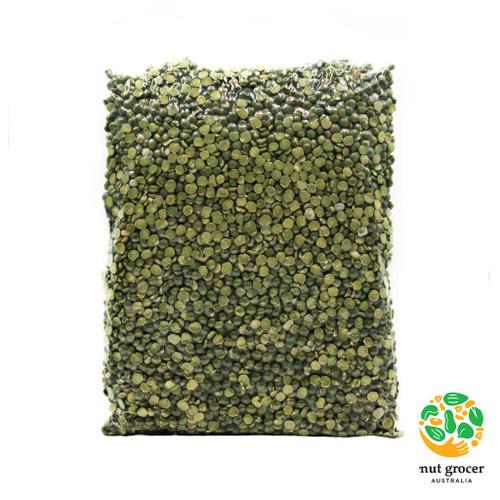 Organic Green Split Peas