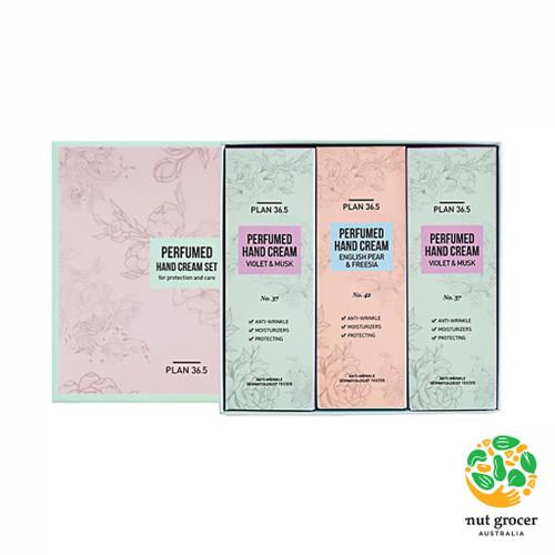 PLAN36.5 Perfumed Hand Cream Set Limited Edition