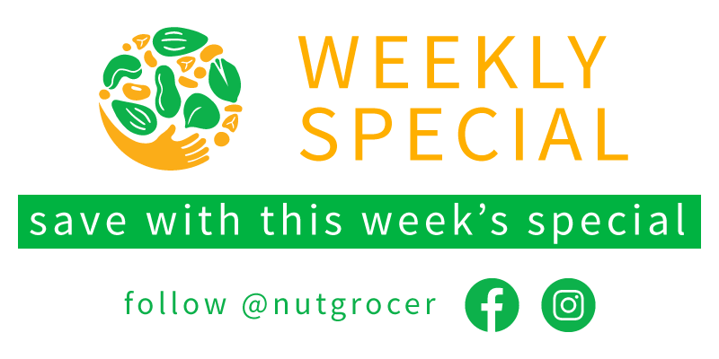 Nut Grocer Weekly Special