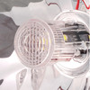 """9"""" Inch Free Form LED Driving Light Close Up 4"""