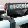 "Big Red Gear 20"" Inch 18 x 5W LED Light Bar - Combo Beam 4"