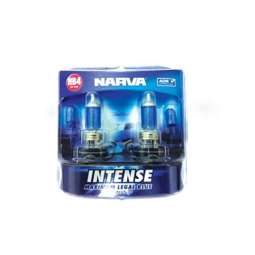 Narva Halogen H4 Intense Globes