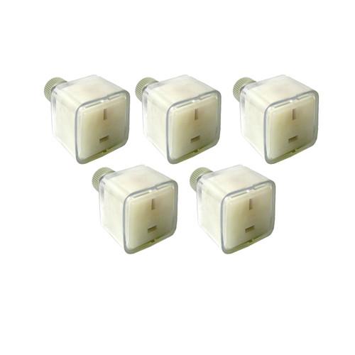 Low Voltage Socket Pack (5 Pack)