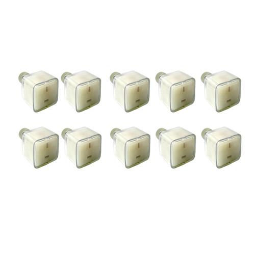 Low Voltage Socket Pack (10 Pack)