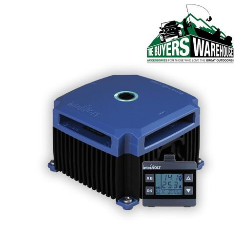 Intervolt MPPT Solar & Dual Battery DC - DC