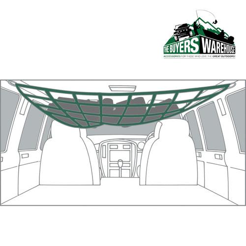 BOAB Small Internal Roof Net 125kg Break Strength OLRNS