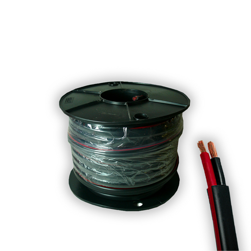 6mm Twin Core Cable, 10M