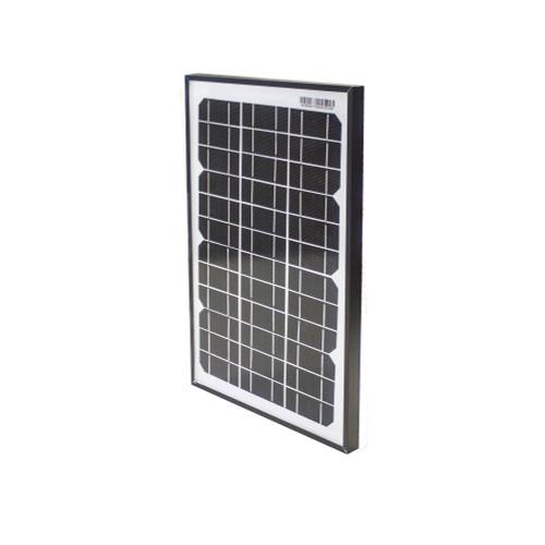 10W Premium Solar Panel, 12 Volt