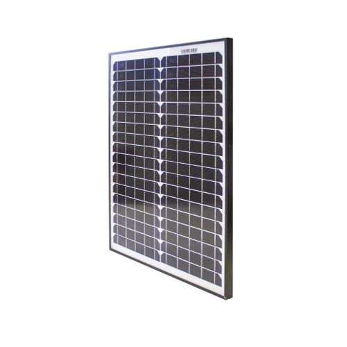 20W Premium Solar Panel, 12 Volt