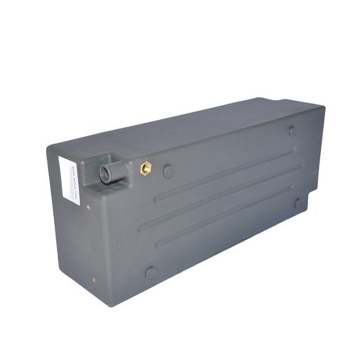 BOAB 58L Water Tank Roof, Tray or Rear Mounting - WTP60FV