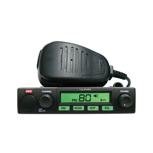 TX3500S 5 Watt UHF CB Radio