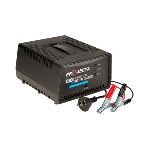Projecta 12V 10 Amp, 2 Stage Automatic Battery Charger
