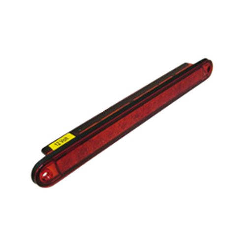 Matrix LED Stop / Rear Position Lamp Red 24V DC