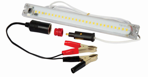 27 LED CLIP-ON LIGHT (Clear)