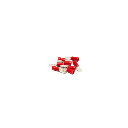 Quick Connector Terminals (Male), RED