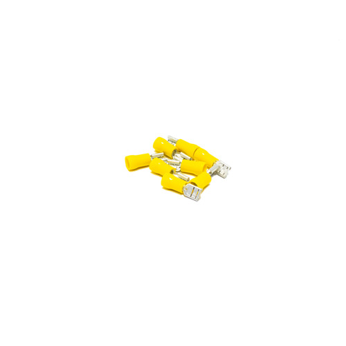 Quick Connector Terminals (Female), YELLOW