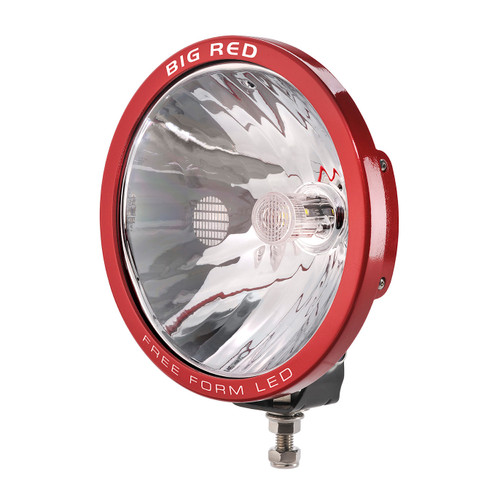 """9"""" Inch Free Form LED Driving Light Front View"""