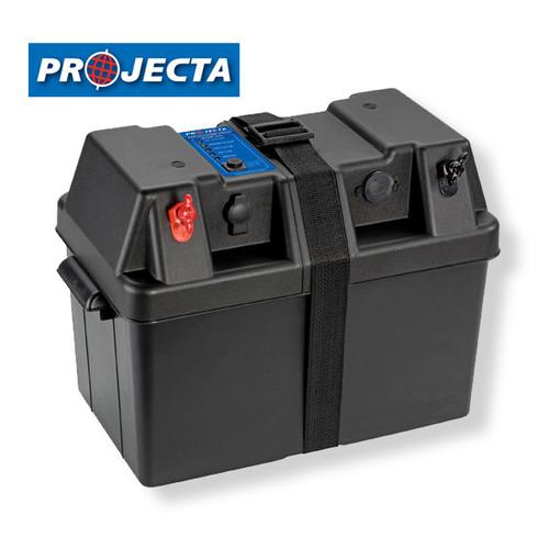 Projecta Portable Dual Battery Box