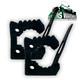 Quick Fist Mini Clamp x 2 Pair 25-57mm  - QF0010