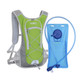 2L Hydration Backpack Green