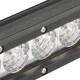 "Big Red Gear 12"" Inch 9 x 5W LED Light Bar - Spot Beam 5"