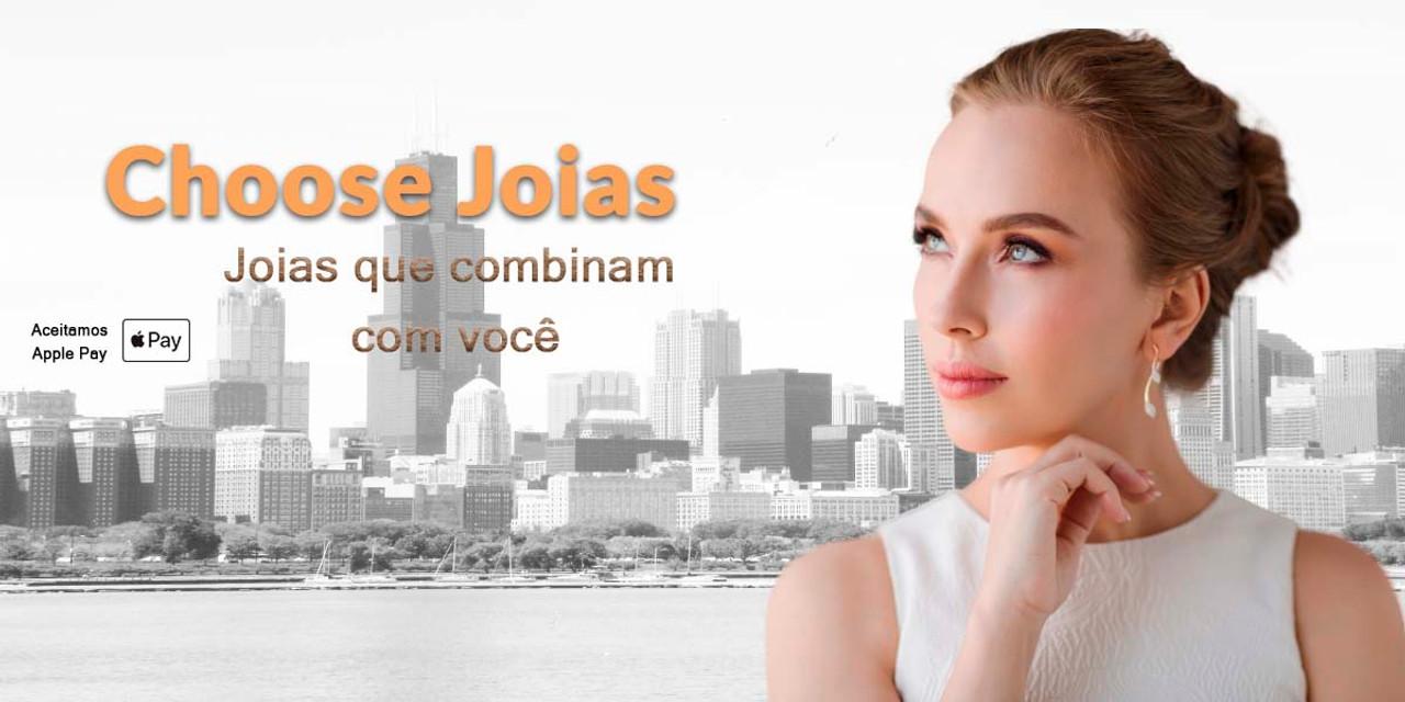 Choose Joias sua joalheria online